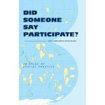 Did Someone Say Participate?