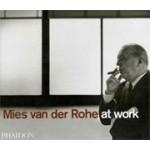 Mies van der Rohe at Work (reprint)   Peter Carter   9780714838960
