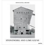 STONEWORK AND LIME KILNS | Bernd Becher, Hilla Becher | 9781597112529 | NAi Booksellers