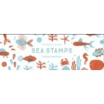 Sea stamps: 25 rubber stamps and two ink colors   Louise Lockhart   Princeton Architectural Press   9781616898946