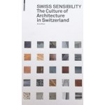 Swiss Sensibility - The Culture of Architecture in Switzerland | Anna Roos | 9783035611281