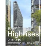 Best highrises 2018/2019. The International Highrise Award 2018 | Peter Schmal, Peter Koerner, Maximilian Liesner |  9783791358314 | PRESTEL