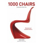 1000 chairs - Updated and Revised edition | Charlotte Fiell, Peter Fiell | 9783836563697 | TASCHEN