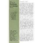 25 Buildings of Chicago Volume 2. 1899-1971 | Florian Fischer, Marius Stadler, Nelly Jana | 9783941370289