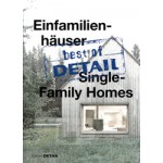 Single Family Homes - Einfamilienhäuser. best of DETAIL   Christian Schittich   9783955532352