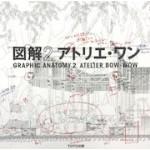 Graphic Anatomy 2. Atelier Bow-Wow   Yoshiharu Tsukamoto, Momoyo Kajima   9784887063402