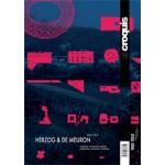 El Croquis 152/153 Herzog de Meuron 2005-2010. Programme, Monument, Landscape | 9788488386625