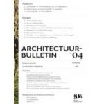 Architectuur Bulletin 04