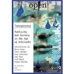 OPEN 22. Transparency. Publicity and Secrecy in the Age of WikiLeaks   Jorinde Seijdel, Liesbeth Melis   9789056628390