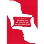 Handboek voor het opzetten van een ontwerppraktijk. 6e editie | Kitty de Jong | 9789063693183