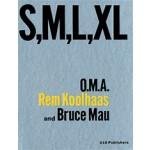 S,M,L,XL (1st Print) | Small Medium Large Extra Large | O.M.A., Rem Koolhaas, Jennifer Sigler | 9789064502101
