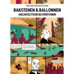 Bakstenen en ballonnen. Architectuur in stripvorm | Mélanie van der Hoorn | 9789064507953