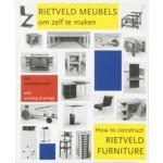 How to construct Rietveld furniture | Peter Drijver, Johannes Niemeijer | 9789068682809