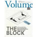 Volume 21. The Block | 9789077966211 | Volume magazine