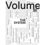 Volume 47. THE SYSTEM* | 9789077966471 | Volume magazine | ARCHIS