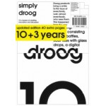 Simply Droog.10 +  3 years. updated edition. 40 extra pages | Droog Design | 9789080857421