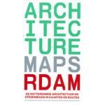 Architecture Map Rotterdam. Rotterdam Architecture and Urban Design in maps and routes | Pieter Kuster, Emine Yilmazgil, 75B | 9789082410907