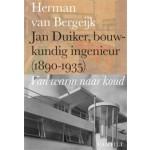 Jan Duiker, bouwkundig ingenieur (1890-1935). Van warm naar koud   Herman van Bergeijk   9789460042423   Vantilt