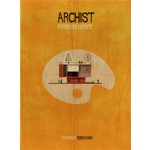 ARCHIST. If Artists Were Architects | Federico Babina | 9789460581823 | LUSTER