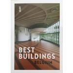 BEST BUILDINGS - BELGIUM | Hadewijch Ceulemans | 9789460582233 | LUSTER