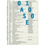 OASE 100. Karel Martens and The Architecture of the Journal | Karel Martens | 9789462084315