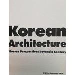 Korean Architecture, Diverse Perspectives beyond a Century | 2000000047157 | C3