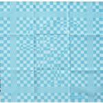 Tea Towel - Sonneveld House. blue | designed by Richard Hutten