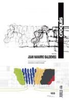 El Croquis 133. Juan Navarro Baldeweg 1997-2006