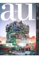 a+u 496 January 2012. Architecture in The Netherlands 2000-2011 | a+u magazine