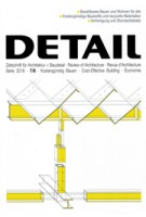 DETAIL 7/8 2016. Cost-Effective Building | DETAIL magazine