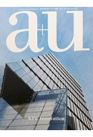 A+U special issue: KPF innovation