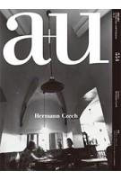 a+u 554. 16:11 Hermann Czech | a+u magazine