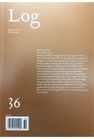 Log 36. Robolog | Greg Lynn | 9780990735243 | Log magazine