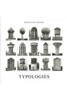 TYPOLOGIES | Bernd Becher, Hilla Becher | 9780262025652