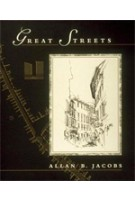 Great Streets | Allan B. Jacobs | 9780262600231