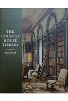 The Country House Library | Mark Purcell | 9780300227406
