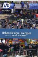 Urban Design Ecologies. AD Reader | Brian McGrath | 9780470974056
