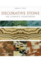 DECORATIVE STONE. The Complete Sourcebook | Monica T. Price | 9780500513415