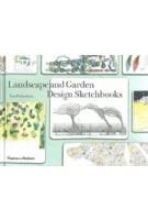 Landscape and Garden Design Sketchbooks | Tim Richardson | 9780500518045 | Thames & Hudson