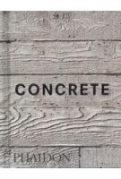 Concrete (Mini Format) | William Hall | 9780714875156 | PHAIDON