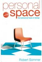 Personal Space The behavioral basis of design | Robert Sommer | Bosko Books | 9780954723965