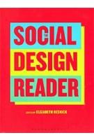 The Social Design Reader | Elizabeth Resnick | 9781350026056 | Bloomsbury Visual Arts