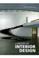 A History of Interior Design - 4th Edition | John Pile | 9781780672915