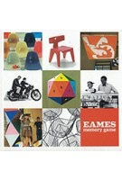 EAMES memory game | Charles Eames, Ray Eames, Gloria Fowler | 9781934429655