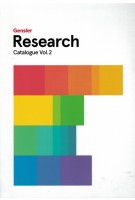 Gensler Research Catalogue volume 2| 9781939621412
