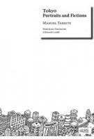 Tokyo. Portraits and Fictions | Manuel Tardits | 9782364090125