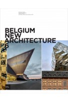 BELGIUM NEW ARCHITECTURE 6 | 9782930451213 | PRISME