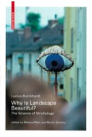 Why is Landscape Beautiful? The Science of Strollology | Markus Ritter, Martin Schmitz | 9783035604078