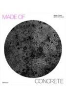 MADE OF CONCRETE | Daniel Mettler, Daniel Studer | 9783035614459