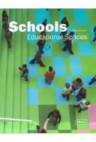 Schools. Educational Spaces | Sibylle Kramer | 9783037680230 | BRAUN